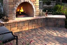 Fireplaces, Fire Pits and Landscape Structures / Let Calstone help you realize that dream while adding value to your home.