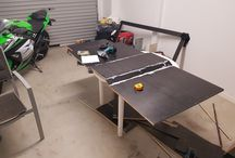 custom water cooling pc desk