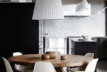 Столовые   Dining rooms
