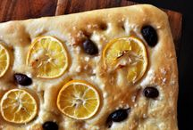 Baked Goodness / An assortment of our favorite baking recipes featuring olives.
