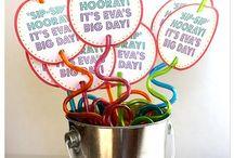 Birthday Party Planning...