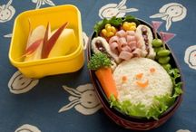 Let's Eat!  Bento Lunch / by Wendy Ruth-Blackwell