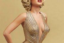 Marilyn Monroe dolls / Marilyn Monroe dolls
