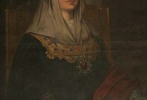 THE QUEEN'S VOW / Images of the historical characters and places in my novel, The Queen;s Vow
