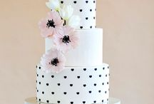 Chic/Modern cakes