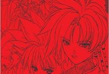 Anime / Cartoons / by Makell Bird