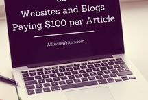 Writing & Blogging / by Andrea Vanni