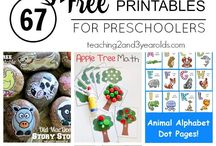 free printable resources