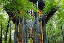 Chapel / F.Lloyd Wright