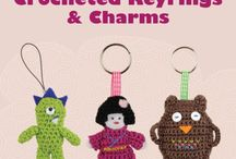 Crochet Keyrings and Charms / Crochet Patterns published by GMC in April 2013