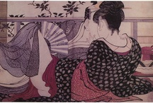 Ukiyo-e Japanese art