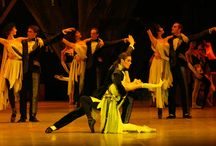 THE GOLDEN AGE / The Golden Age - Grigorovich Ballet Theatre