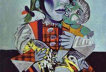 ART - PABLO PICCASO