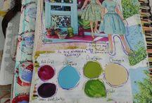 Color Journals