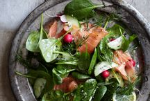 Healthy & Colorful Salads