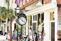 TRAVEL--Charleston, SC and surrounding areas
