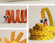 Toilet paper roll animal crafts