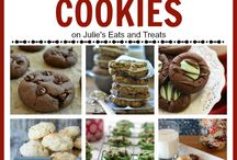 Recipes - Biscuits, Cookies and Slices