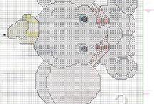 Cross Stitch - Dumbo