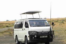 Safari Van Hire