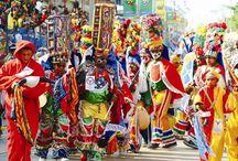Colombia / Colombia es un país lleno de tradiciones, de colores y de alegría. Como atracción turística ofrece innumerables destinos que basan su riqueza y su legado en zonas arquelógicas imponentes