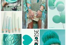 COLOR THERAPY/ Turquoise