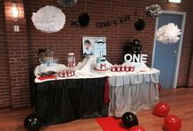 #moustache#birthday#babyboy#black#red#silver#blue#candybar