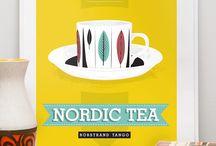 Scandinavia posters
