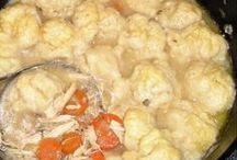Soups Dumplings Creams