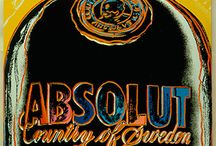 ABSOLUTissimamente / all the ads about Absolut Vodka
