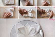 Brette servietter