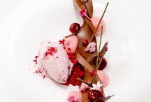Desserts a l'assiette