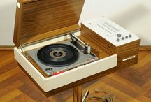 Turntable - Vynil / Vintage turntable