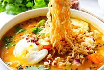 Soup & noodles