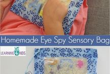 eye spy sensory bag