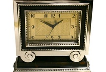 Art Deco - Mantle Clocks
