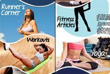 Fitness / by Stacy Feikert-Lapish