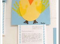 Chickens / Teaching about this awesome bird in your classroom!
