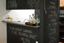 Basement Bar / by Lindsey Runck