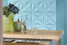 wallcovering panels / Discover the unique and amazing wall covering panels of Rebel of Styles. These products are elegant in design, modern and very convenient to work with. Dare to get the Rebel of Styles look.
