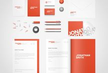 design / stationery / by Rafal Krawczyk