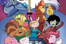 adventure time / childrens cartoon
