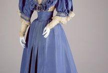 1890 - 1910 Dresses
