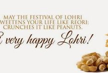 #HappyLohri