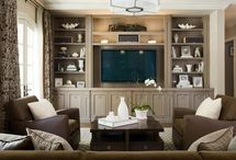 Built ins/Cabinetry