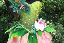 Fairy outfits / These are fairy dresses