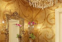 Powder rooms / by Anna-Deyla Villarreal