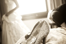 Wedding Shoes - Inspiring pictures and ideas / The most inspiring pictures of wedding shoes taken during wedding day