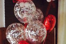 Colonne a forma di palloncino