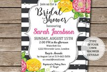 Bridal Shower / Printables & Ideas for Baby Shower